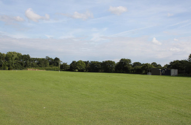 North Scarle recreation ground