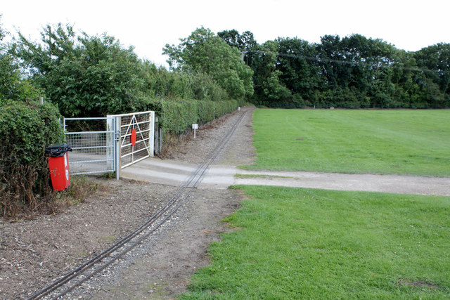 North Scarle miniature railway