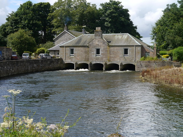 Sluice House
