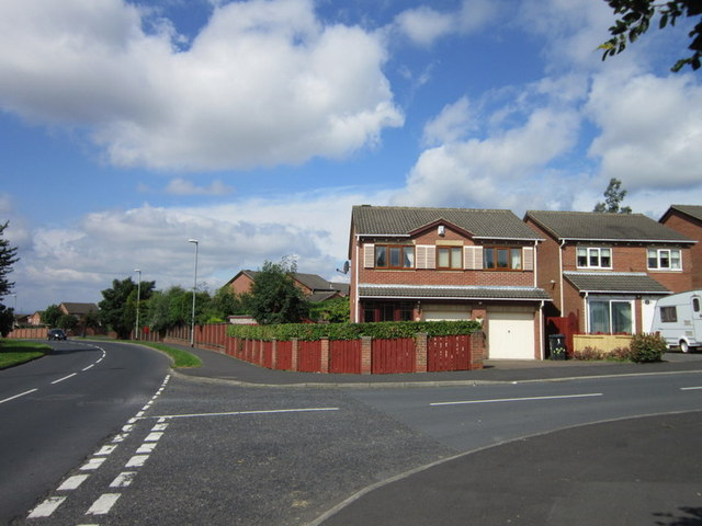 Constable Road at Blackgates Drive