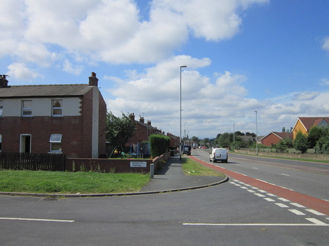Dewsbury Road at Hesketh Avenue