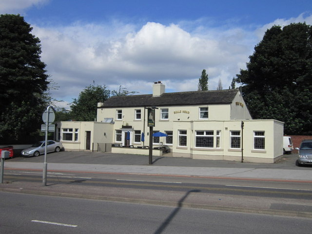 The Bulls Head on Dewsbury Road