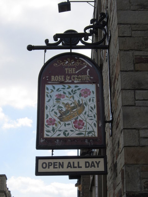 The Rose and Crown, Halifax Road, Dewsbury