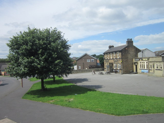 The Crown public house