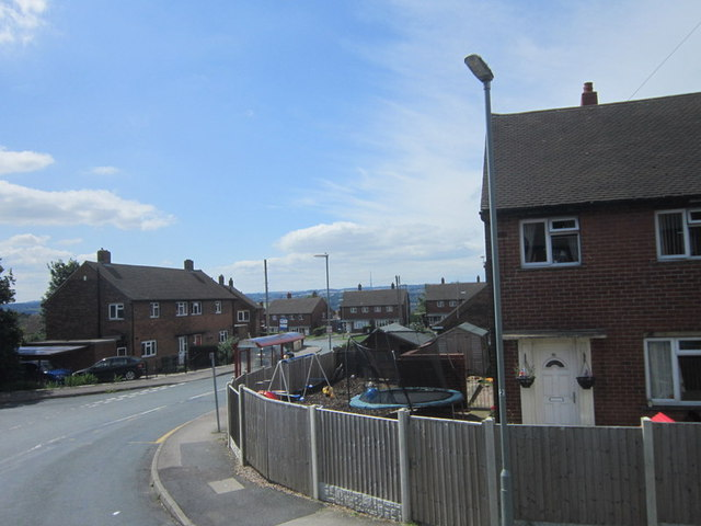 Hazel Avenue, Chickenley