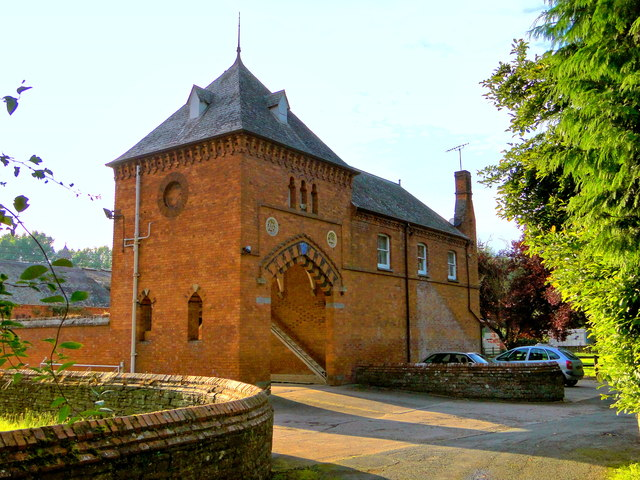 Stable block, Letton Court