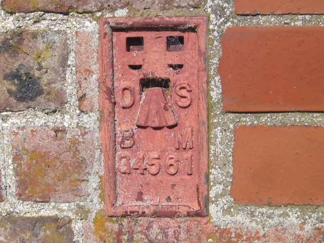 Ordnance Survey  Flush Bracket G4561