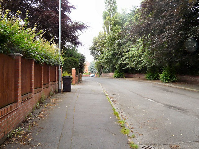 Rowsley Avenue
