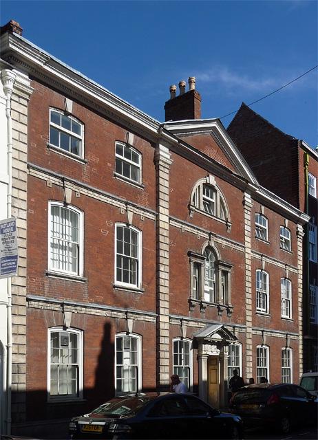 17 Friar Lane, Leicester