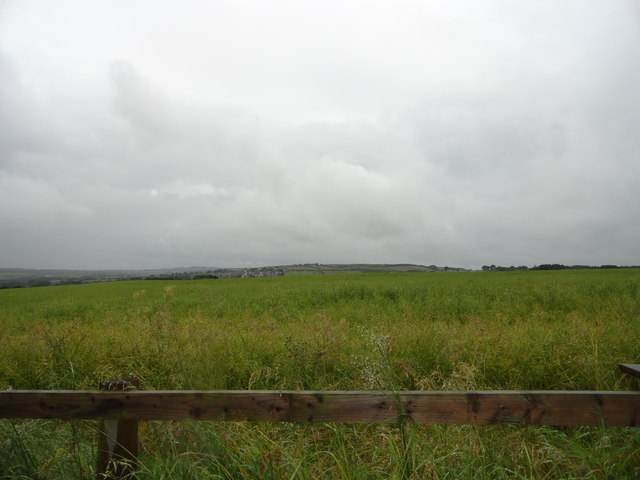 View from Barcushouse Lane