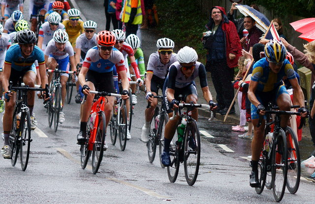 Off the Mark - Lizzie Armitstead Wins Silver!