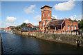 SS6592 : Former Swansea Docks by Chris Allen