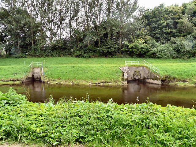 Mersey Floodgates