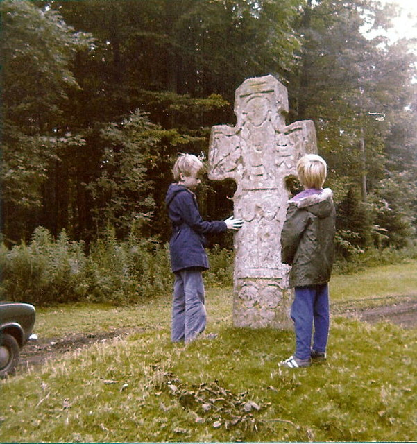 The Camus Cross