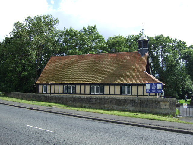St Mary's District Church, Holywell