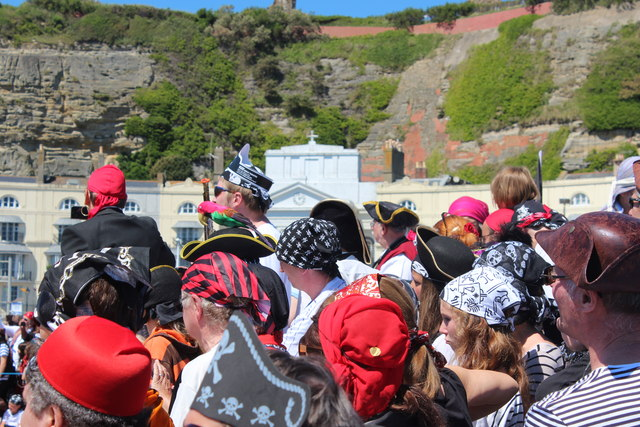 Pirate Day, Hastings