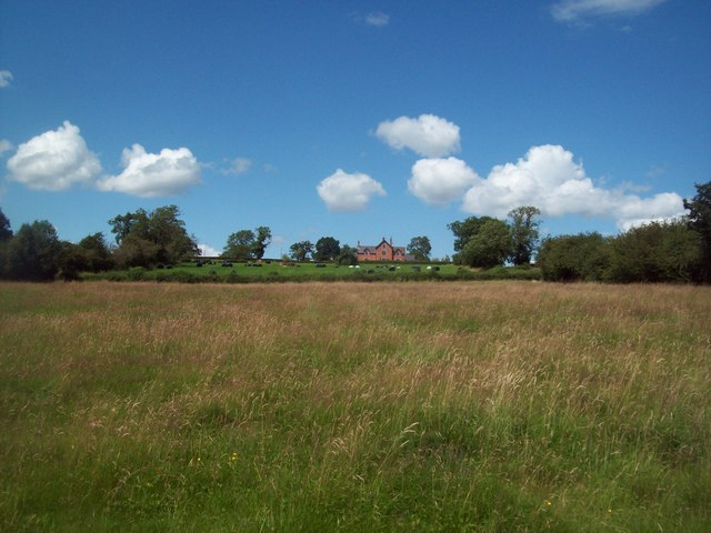 Slackfields Farm near Horsley