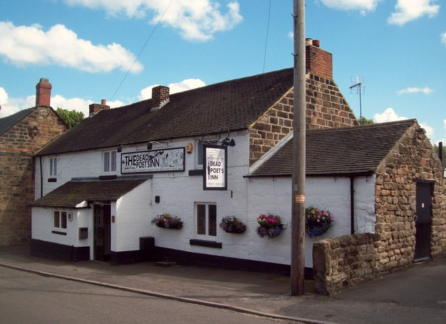 The Dead Poet's Inn, Holbrook