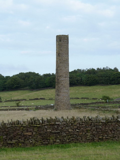 View of the Old Tower from Cringles Lane