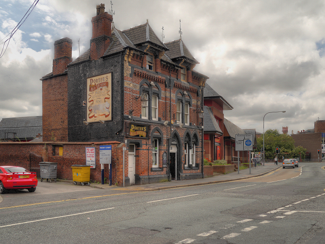 Porters Ale House, Warrington