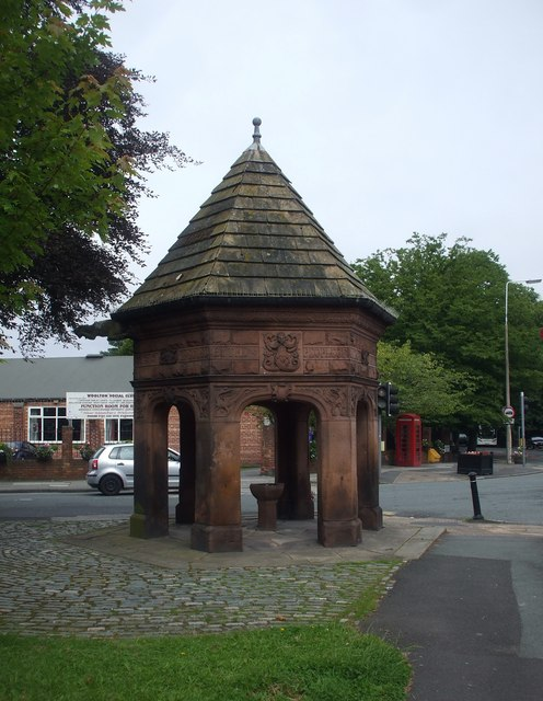 Wilson Memorial Fountain, Gateacre