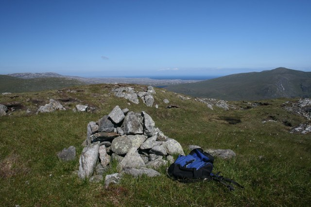 Greabhal Summit, Harris