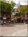 SJ6088 : Warrington Golden Square by David Dixon