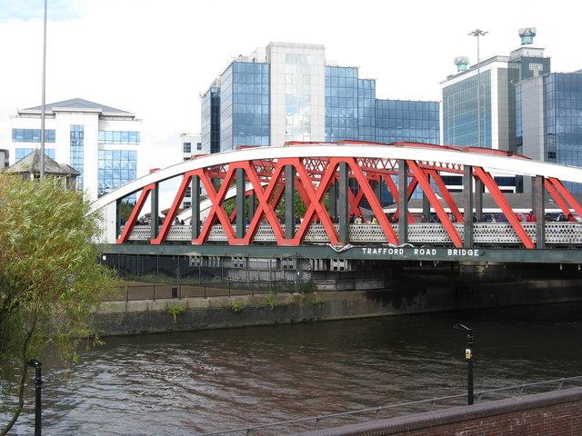 Trafford Road Swing Bridge 169 Dave Pickersgill Cc By Sa 2 0