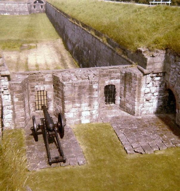 The walls of Berwick