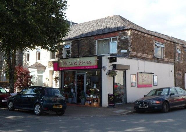 Wine & Roses, Pontcanna, Cardiff
