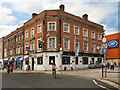 SJ6088 : The White Hart, Sankey Street, Warrington by David Dixon