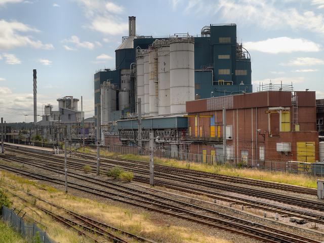 Unilever, Bank Quay