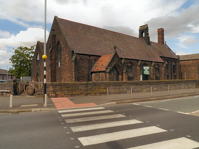 Former Church, Liverpool Road