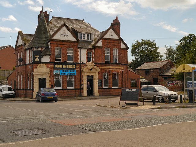 Coach and Horses, Liverpool Road, Warrington