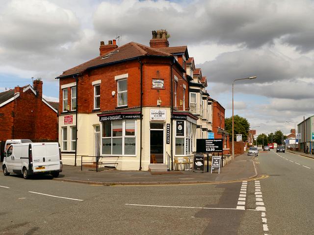 Diamond Jubilee Buildings, Liverpool Road, Warrington