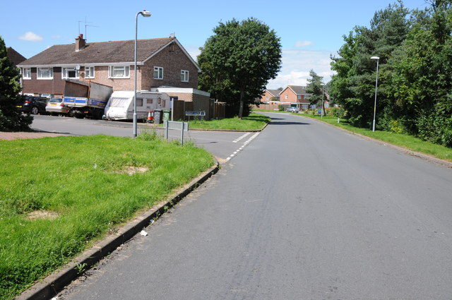 Winward Road, Redditch