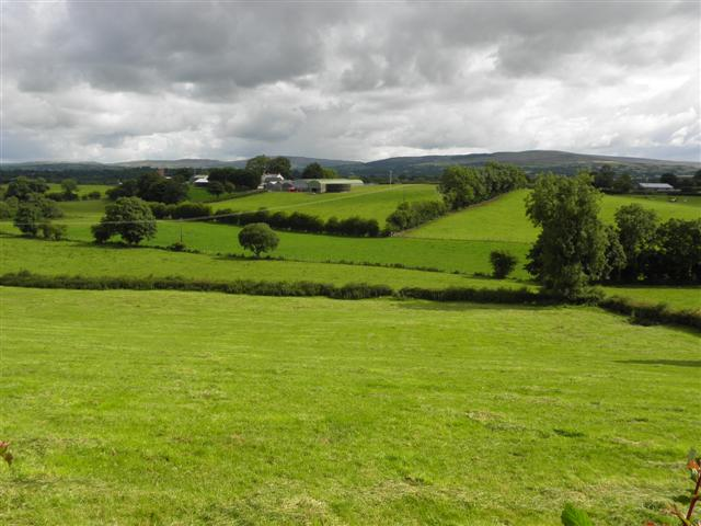 Mullaghmenagh Lower Townland