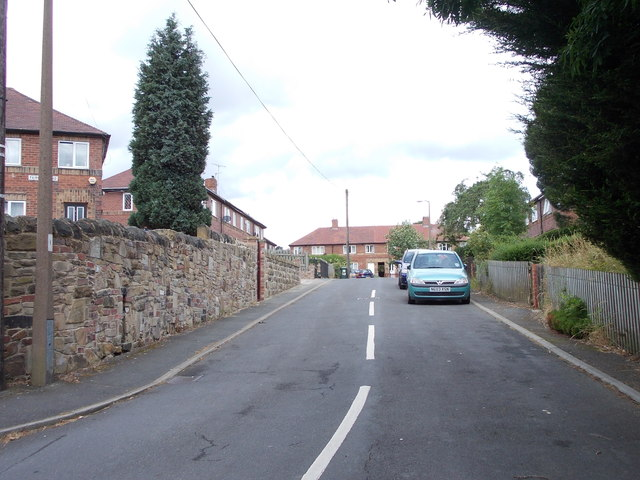 Fairview Road - Carlinghow Lane