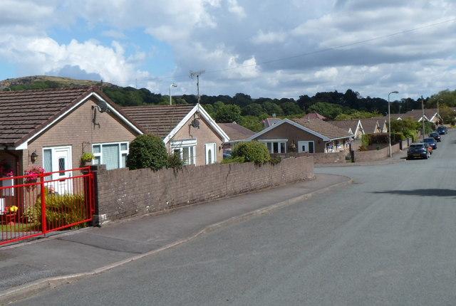 Beacons Park bungalows, Penderyn