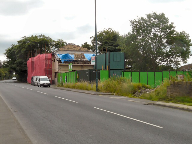 Site of the Phantom Lorry