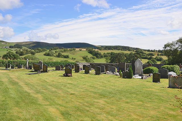 Graveyard, Beulah Baptist Chapel
