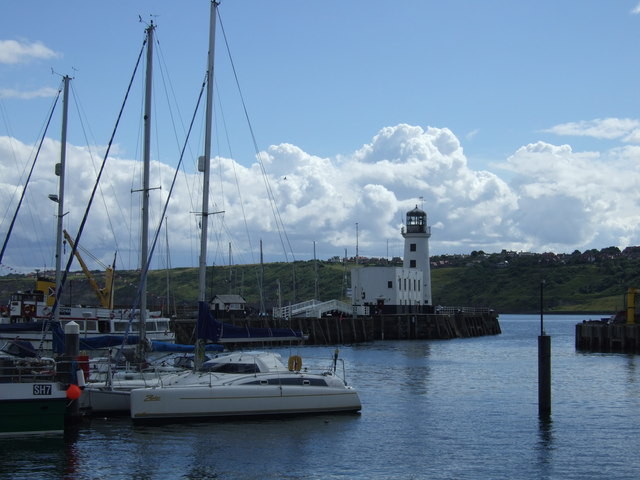 Old Harbour, Scarborough