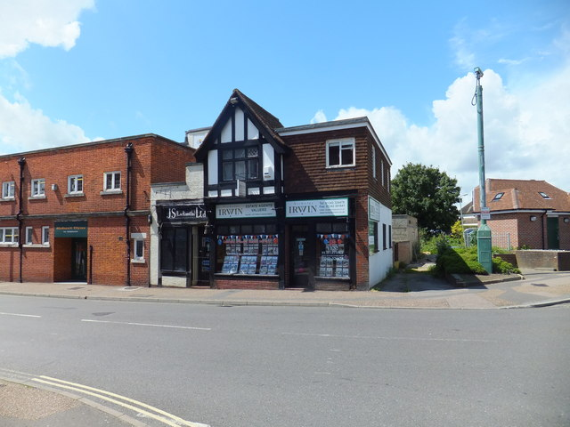 Irwin Estate Agent, King Street, East Grinstead