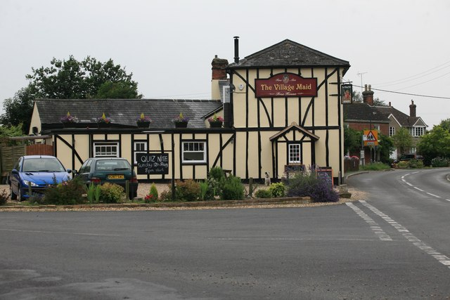 The Village Maid pub