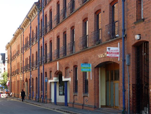 York Place, York Street, Leicester