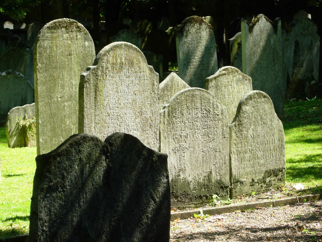 Bunhill Burial Ground