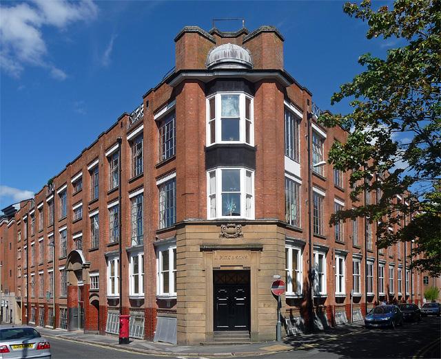 Pick Building, Wellington Street, Leicester