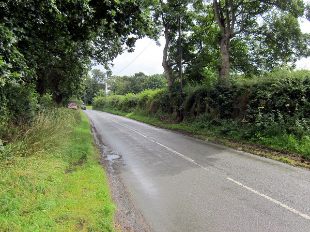 Sandy Lane, Saighton