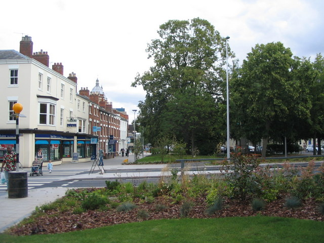 Greyfriars Green and Warwick Row