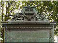 SJ5988 : Joseph Crosfield &amp; Sons War Memorial - inscription and detail by David Dixon
